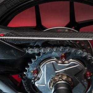 MV Agusta F3 chain protector
