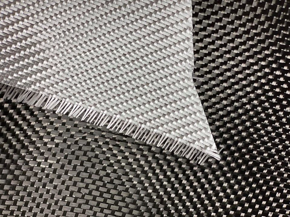 Owen carbon glass fiber plain wave